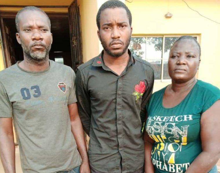 Image result for Mother, son, pastor kill girl for ritual