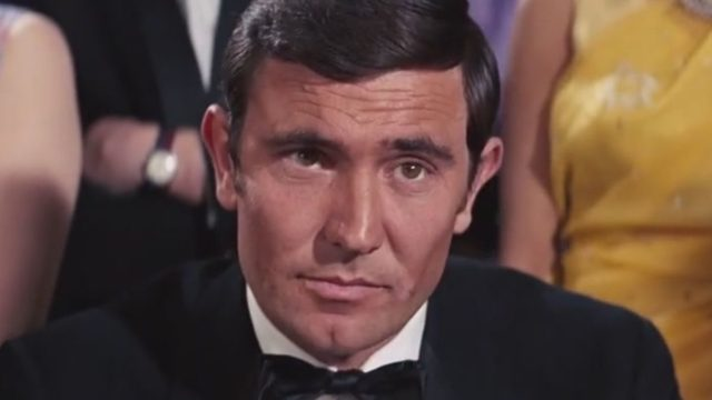 Australian James Bond, George Lazenby, Boasts About Sexual Prowess