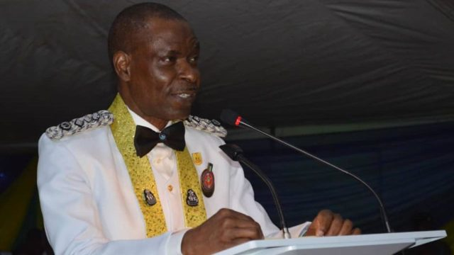 PSC promotes 623 police officers as CP talks tough on terrorism - Guardian