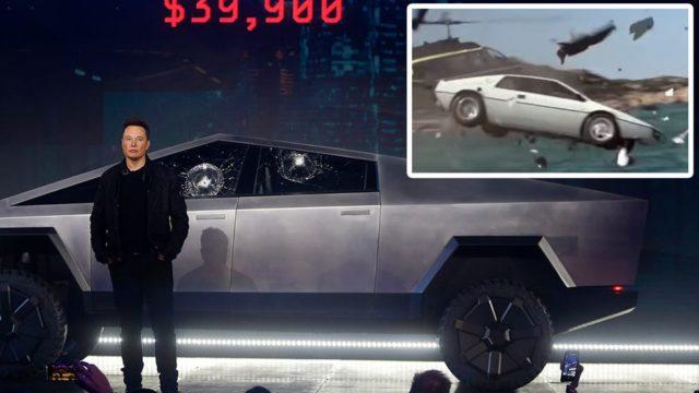 Couple Sells $100 James Bond Car For $1 Million