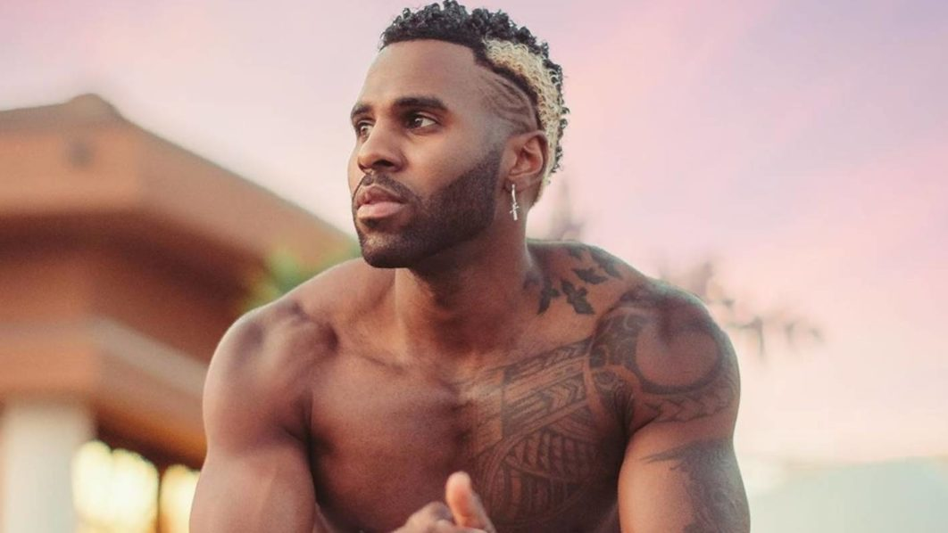 Jason Derulo Offered $500,000 To Post Semi-Nude On Porn Site