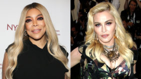 Wendy Williams and Madonna