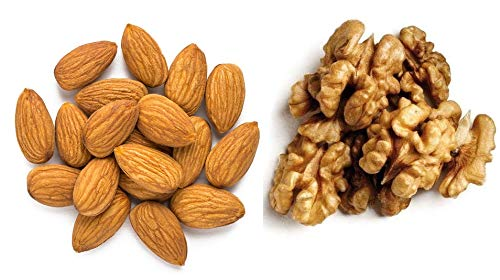 Five Nutritional Facts About Almonds And WalnutsGuardian Life ...