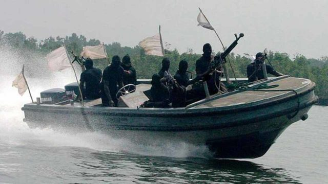 Hope rises as piracy declines in Gulf of Guinea