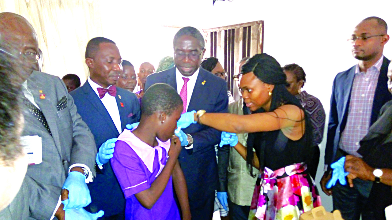 Rotary Club joins fight to prevent cervical cancer