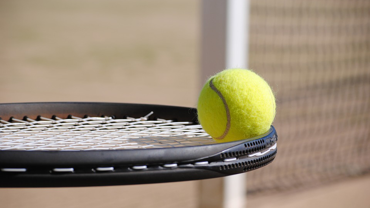 Players boast ahead of LASPOTECH Rector's tennis cup