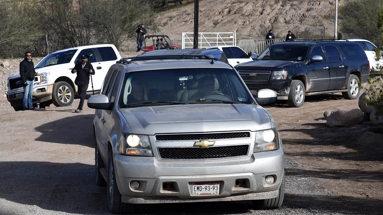 10 burned bodies found in Mexican vehicle | The Guardian Nigeria News - Nigeria and World News