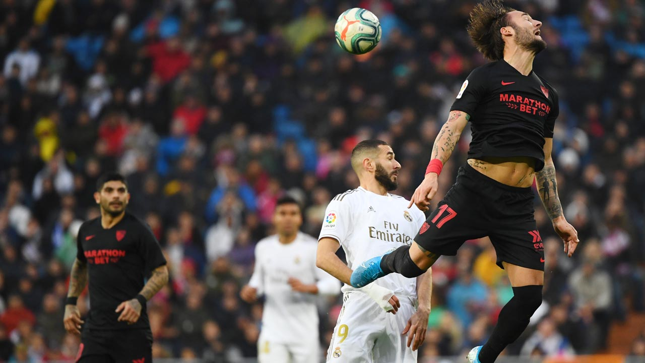 Madrid go top after scrappy win over Sevilla | The Guardian Nigeria News - Nigeria and World News