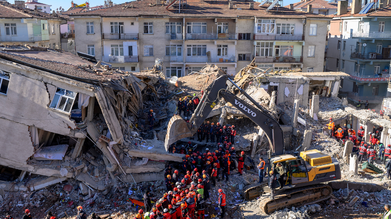 Turkey quake rescue winds down after dozens pulled from rubble