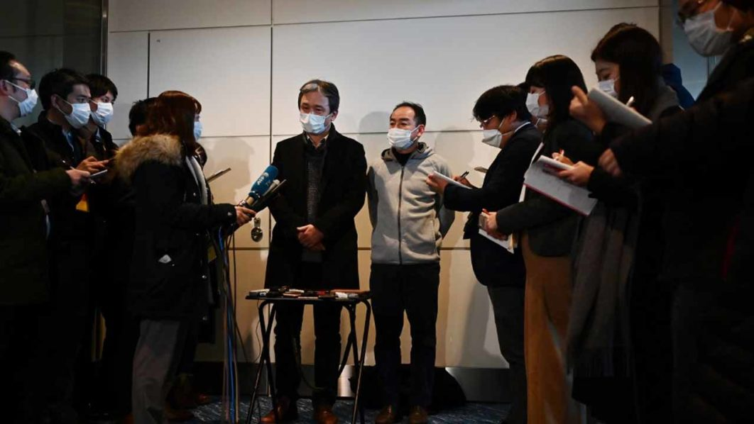Number infected by Wuhan virus rises to almost 6,000