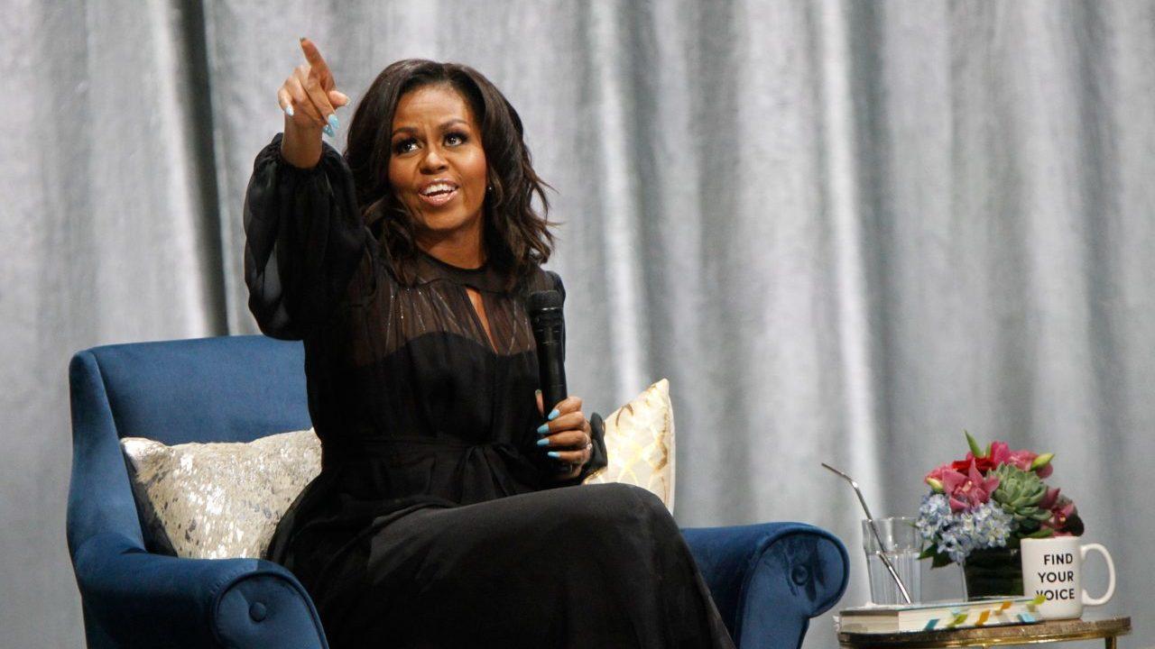 Michelle Obama slams Trump for hindering Biden's transition