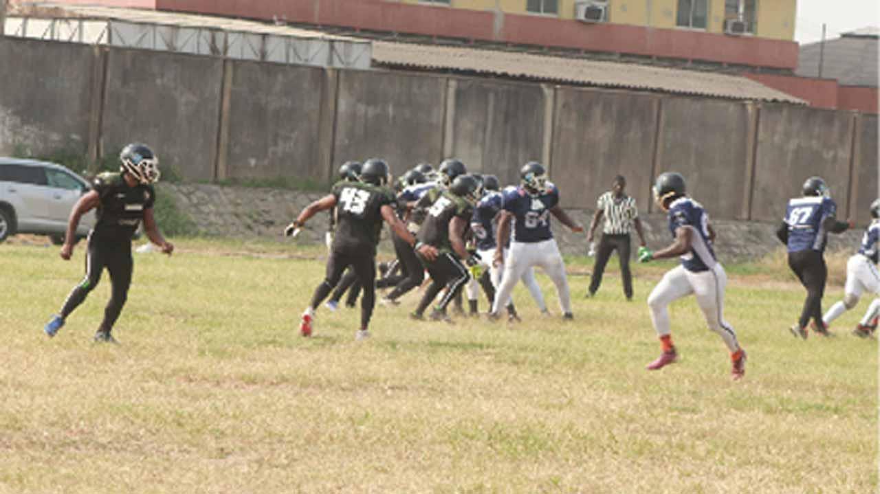 American Football Stadium Will Be Constructed In Nigeria Says Akeredolu The Guardian Nigeria News Nigeria And World Newssport The Guardian Nigeria News Nigeria And World News