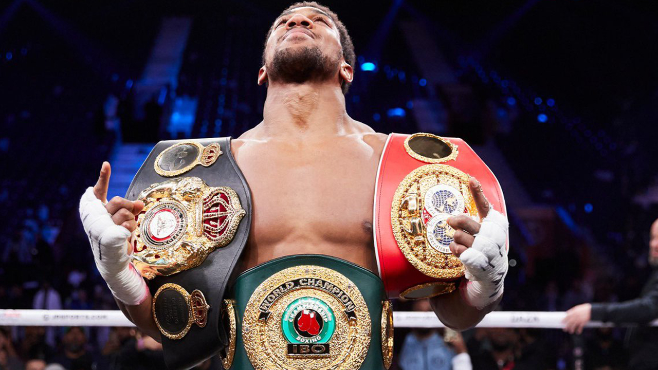 Anthony Joshua 'Desperate' to Face Winner of Fury/Wilder Fight