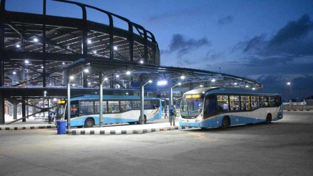 'Oshodi Transport Interchange Terminal 2 to take-off February' - Guardian