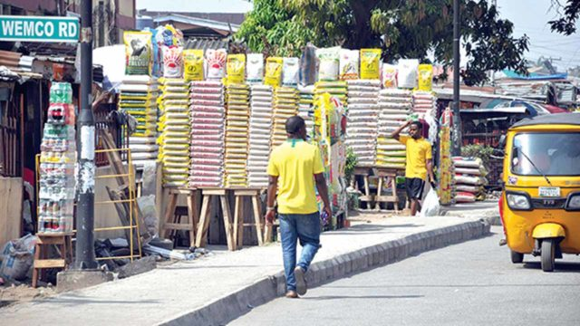 Rice traders lament low sales during festive season - Guardian