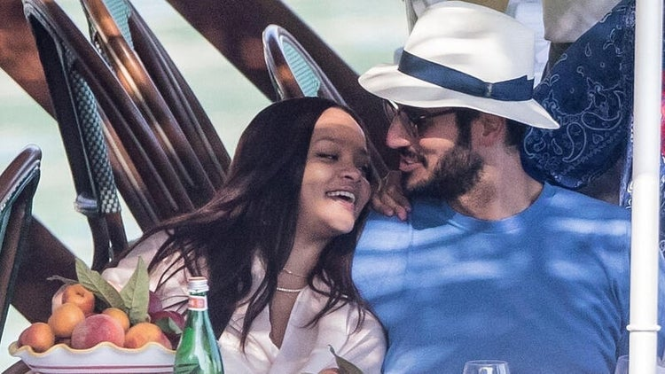 New boyfriend rihanna Rihanna Rocks
