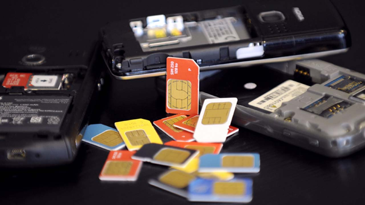 SIM recycling rings danger for phone users