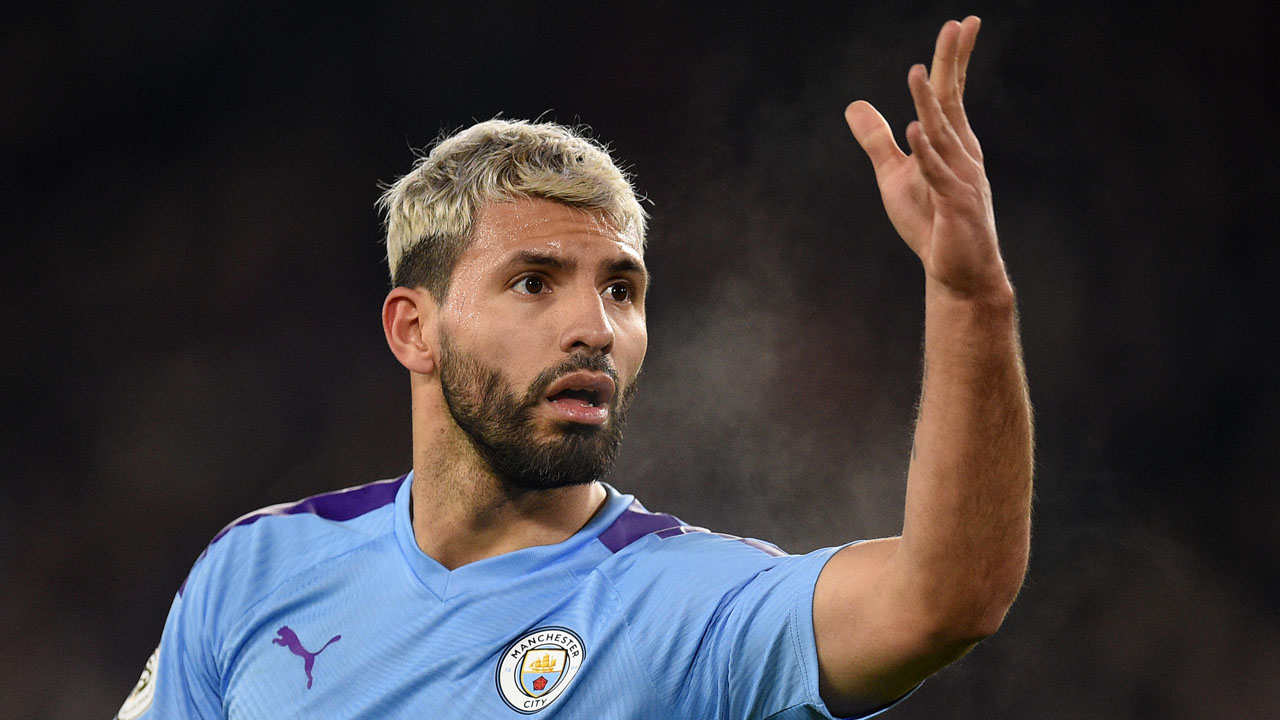 Aguero strikes as Man City blunt Blades | The Guardian Nigeria News - Nigeria and World News