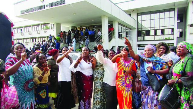Supreme Court quashes Adamawa, Benue guber appeals for lack of merit - Guardian Nigeria