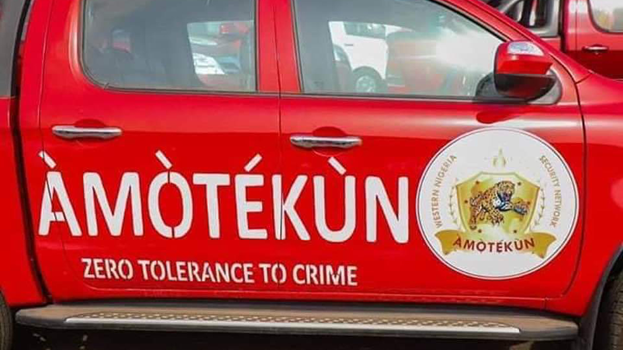 Cleric warns politicians not to hijack Amotekun