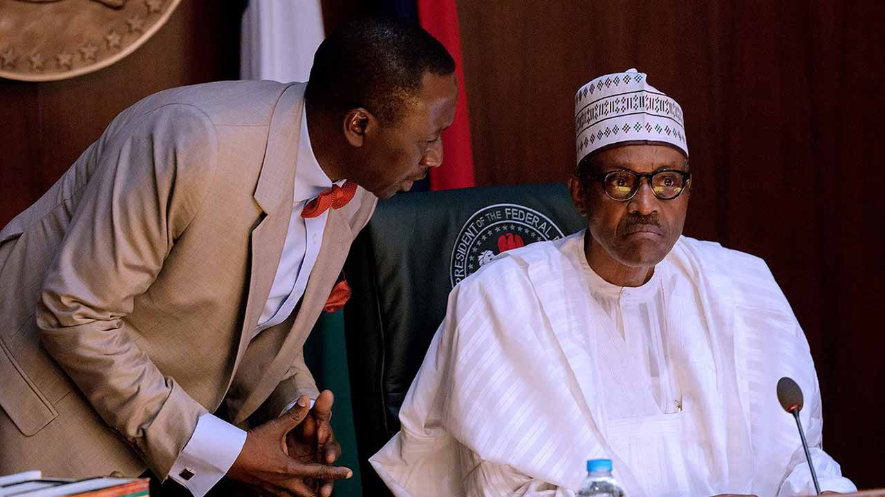 Embarrassing crack in the presidency | The Guardian Nigeria News - Nigeria and World News