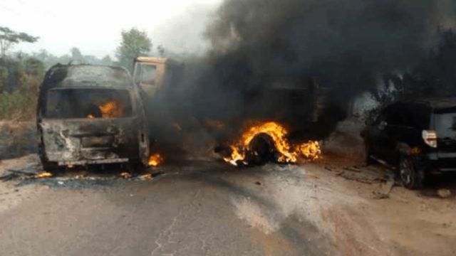 Eight burnt to death in Edo auto crashNigeria - Guardian Nigeria