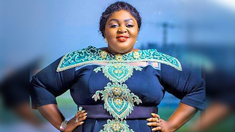 """""""Curvy Women Are Better Lovers"""" - Nollywood Plus Size Actress, Eniola Badmu"""
