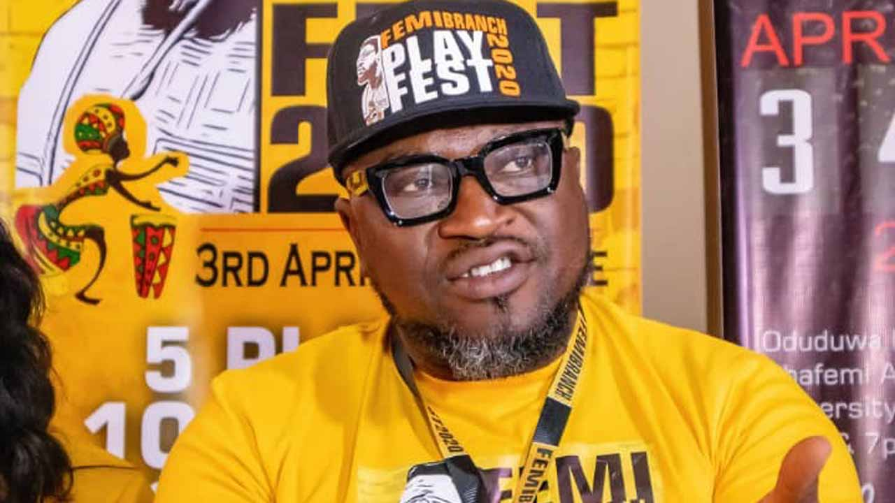 Femi Branch's Playfest opens with Kunme the Musical