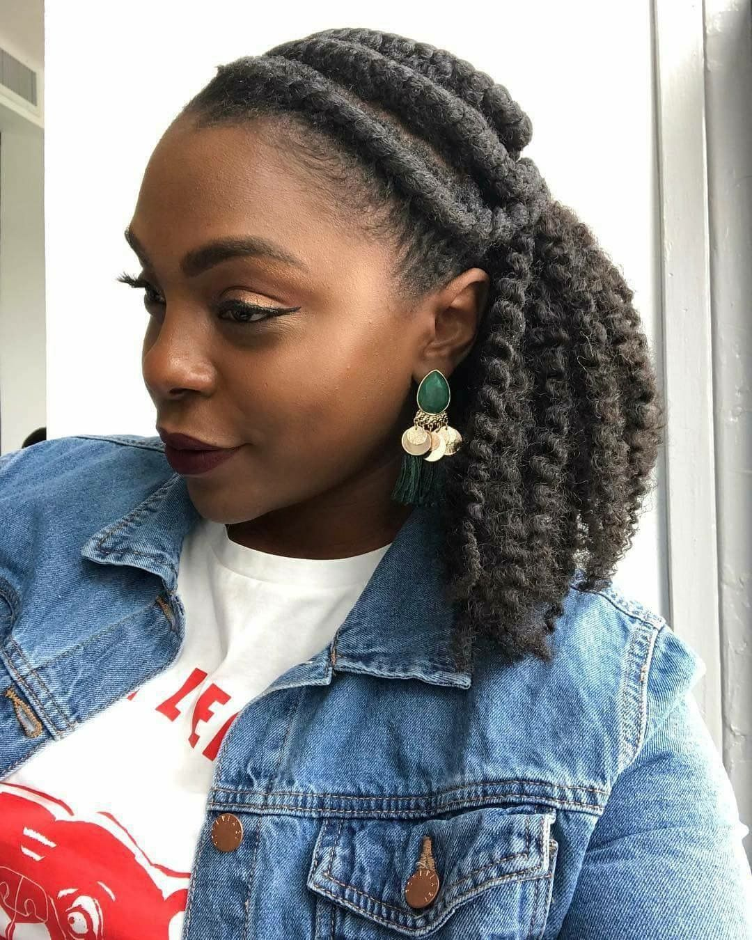 6 Protective Hairstyles Every Naturalista Should Knowguardian Life The Guardian Nigeria News Nigeria And World News