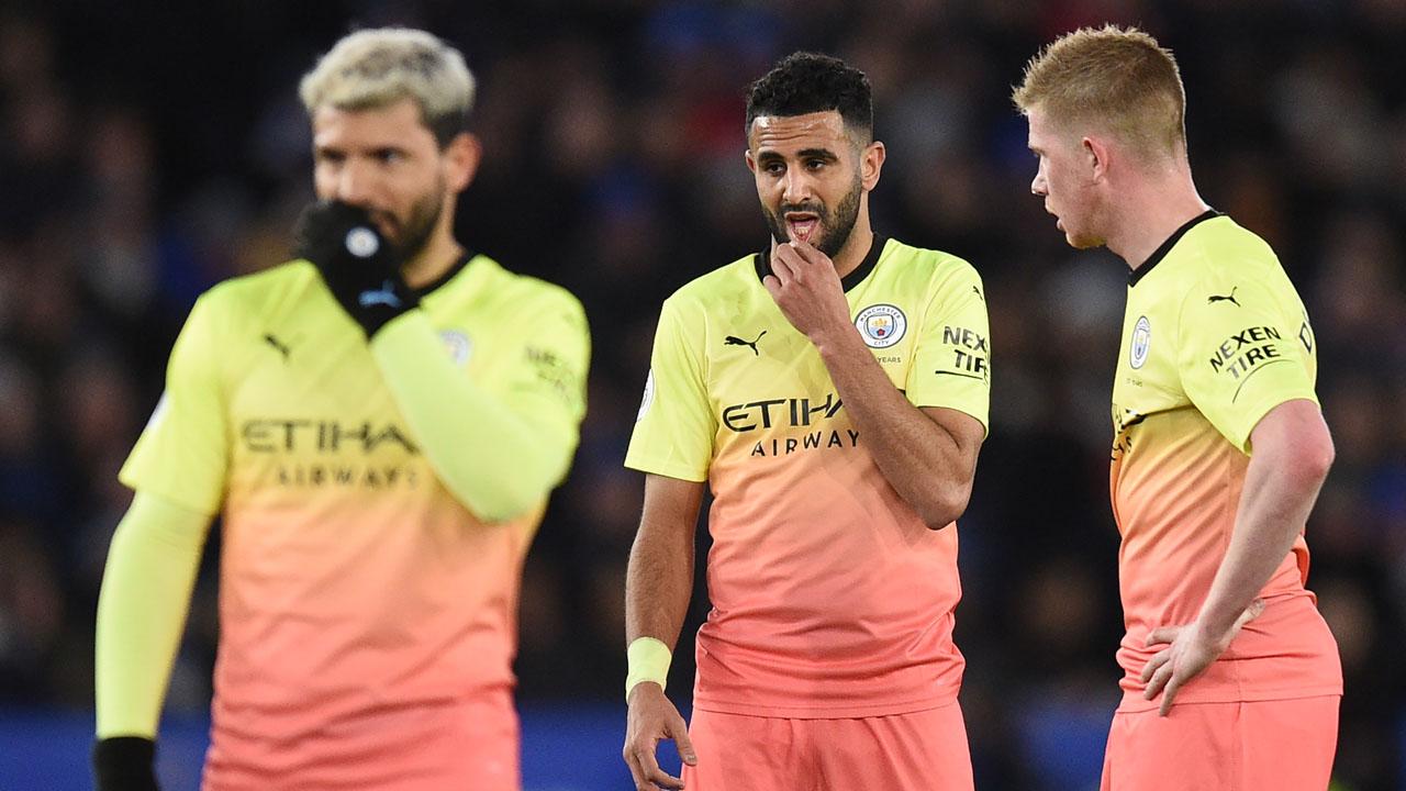 Man City Appeals Against Two-Season UEFA Ban