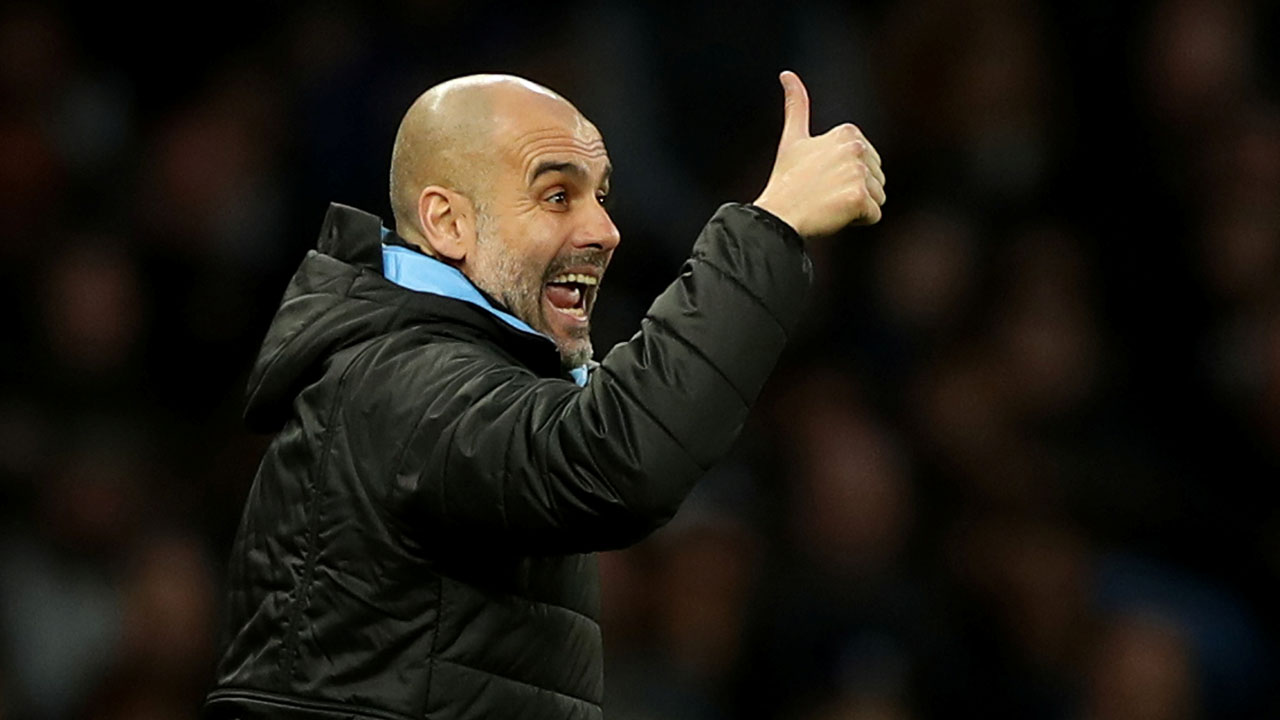 Guardiola fears being sacked if Man City fail against Real Madrid