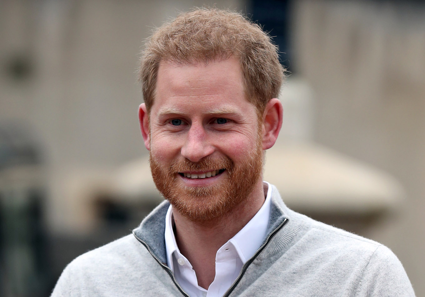 Harry casts aside royal label for sustainability summit