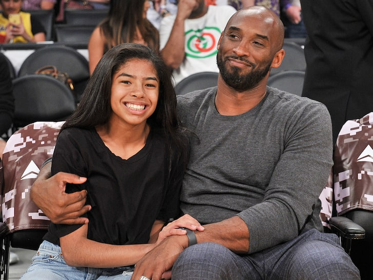 Kobe And Gigi Bryant's Memorial To Hold 24th Of February