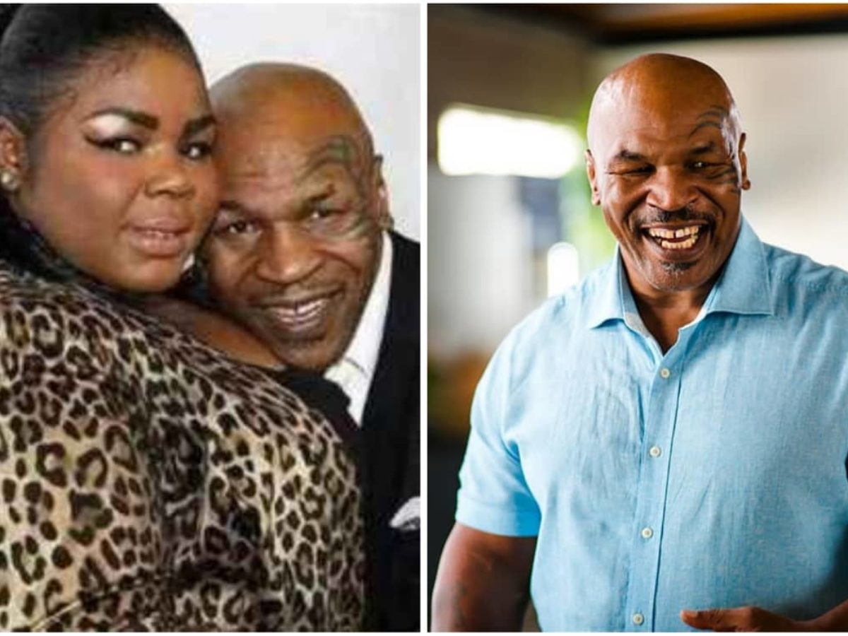 Mike Tyson Debunks News About Giving Daughter Out For 10 Millionguardian Life The Guardian Nigeria News Nigeria And World News