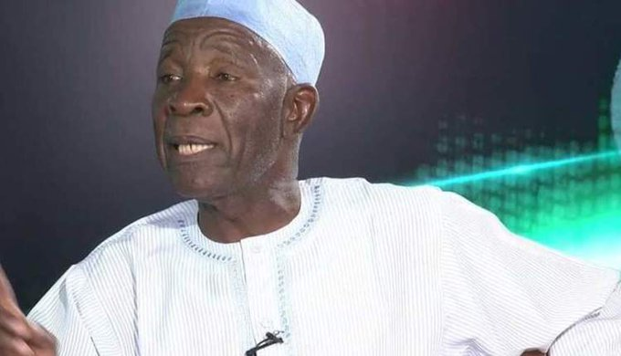 Buba Galadima to 'remain on the streets' after AMCON took over his house