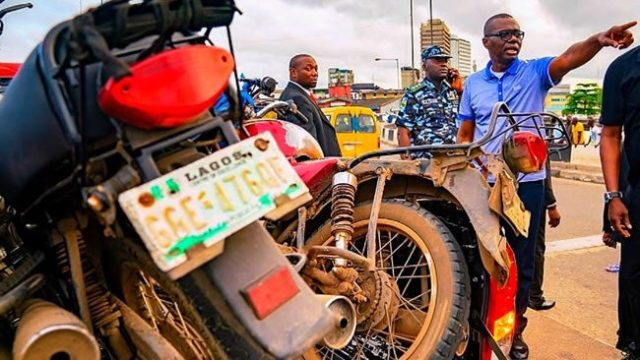 Lagos Okada Ban: This Okada Rider Has A Few Things To Say - Guardian Nigeria