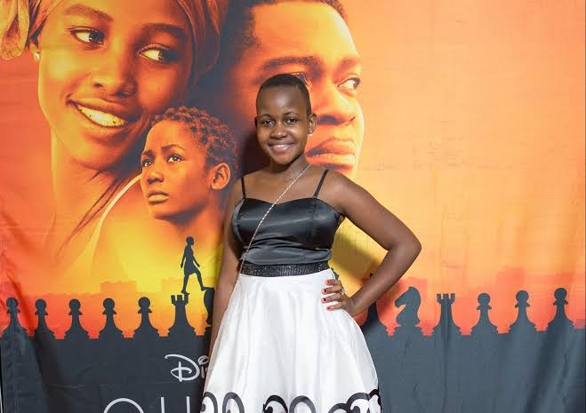 Disney's Queen of Katwe Actress Nikita Pearl Waligwa Dies Aged 15