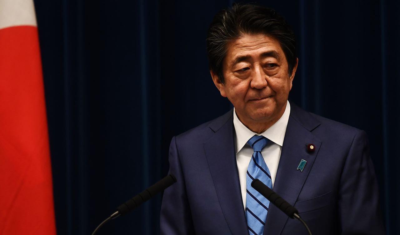 Japanese premier, Abe to quit due to poor health – Reports