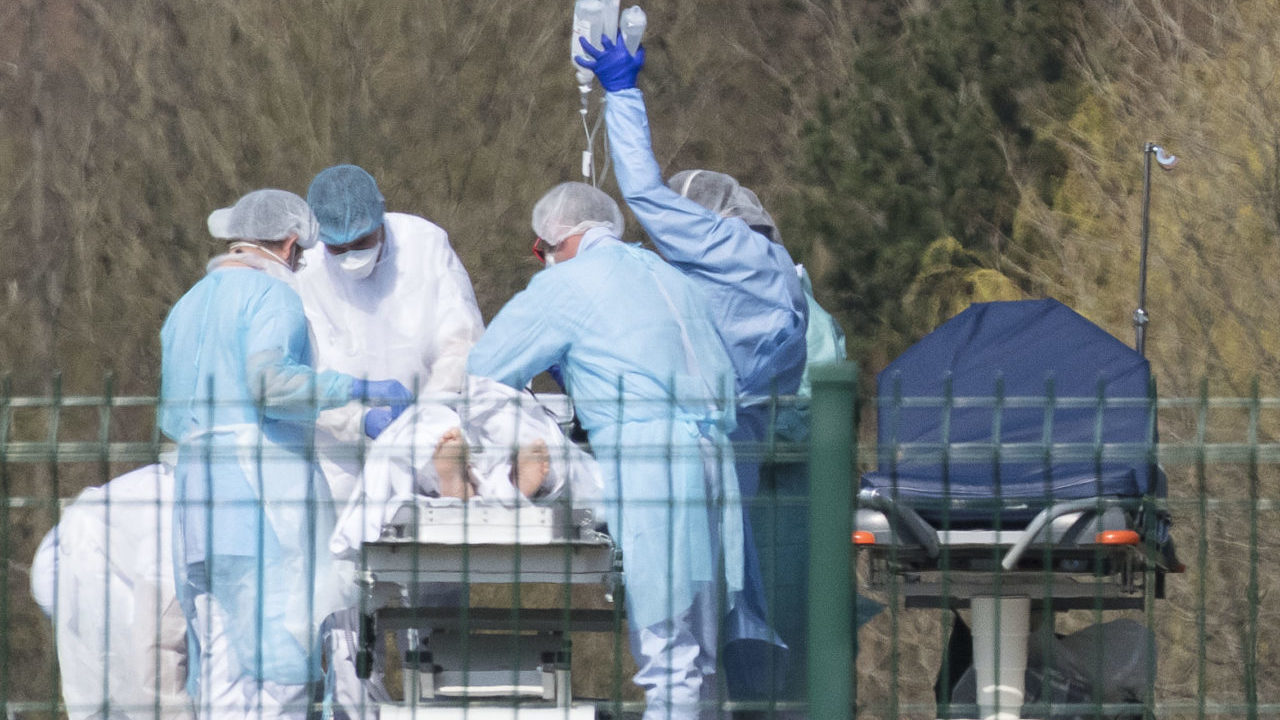 Bangladeshi imam dies from coronavirus in GambiaWorld — The ...