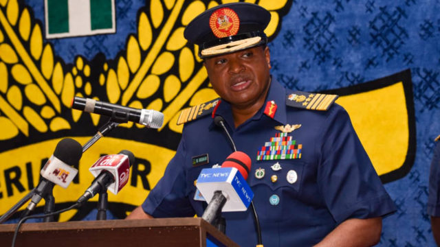 NAF to partner Ekiti State on cargo airport project, says Abubakar - Guardian