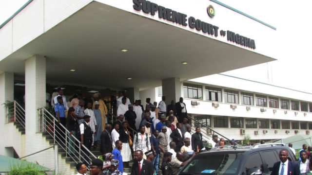 Supreme Court adjourns, hears Imo guber ruling review today - Guardian