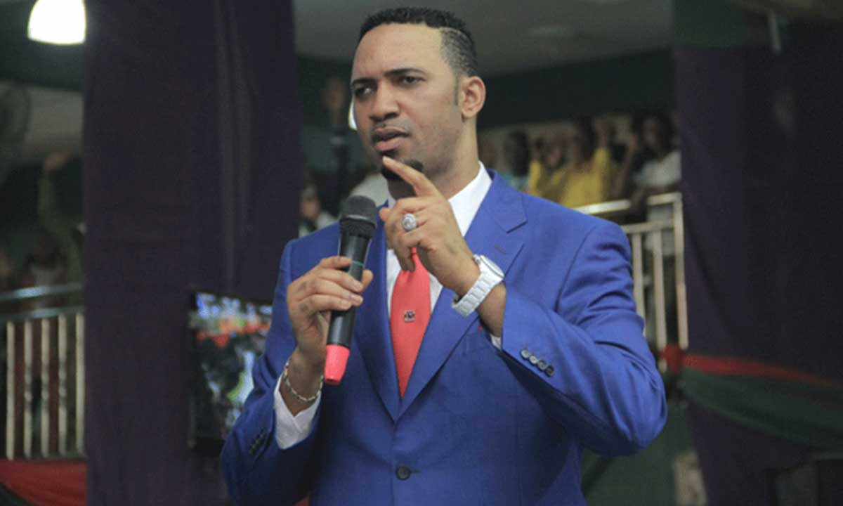 Woman with twisted arm empowered not to fake miracle, says Okafor ...