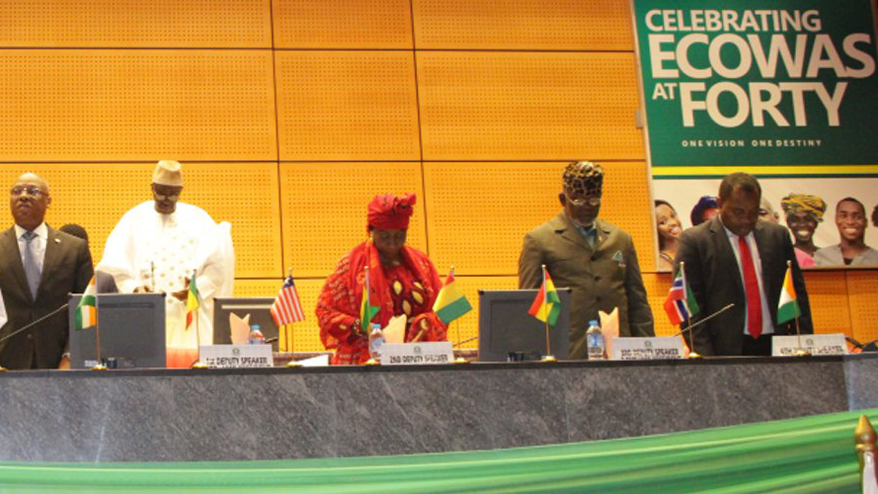 Sierra Leone takes over speakership of ECOWAS Parliament