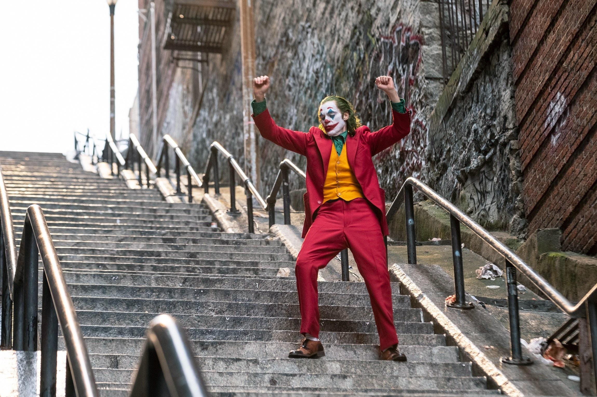 Escaliers Joker