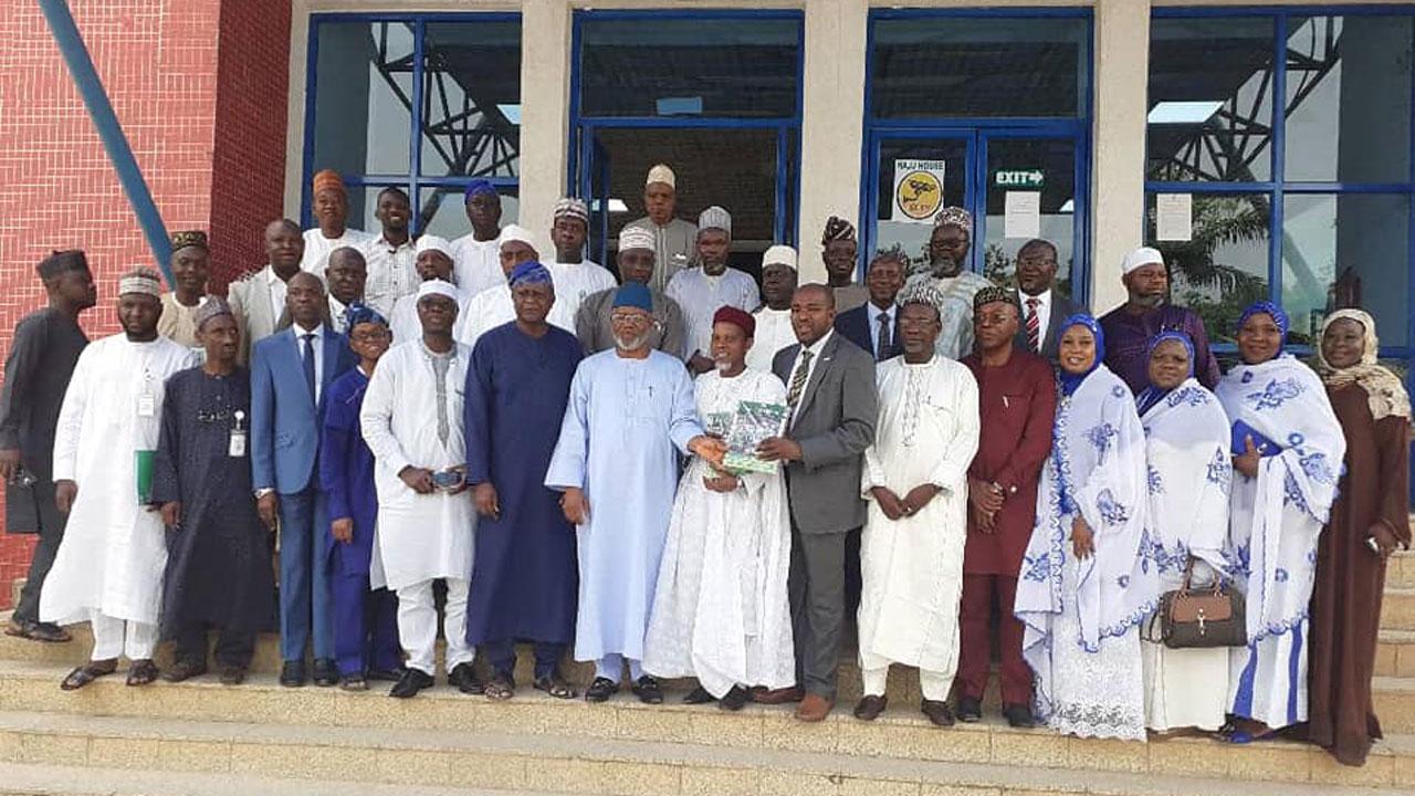 NAHCON seeks establishment of Hajj Training Institute