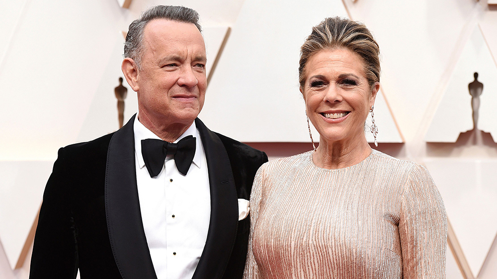 Rita Wilson wants you to text her, here is her phone number