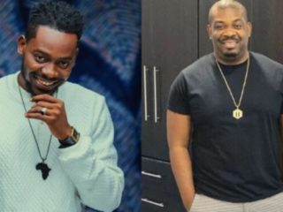 Adekunle Gold and Don Jazzy