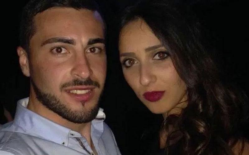 Antonio De Pace and Lorena Quarnta