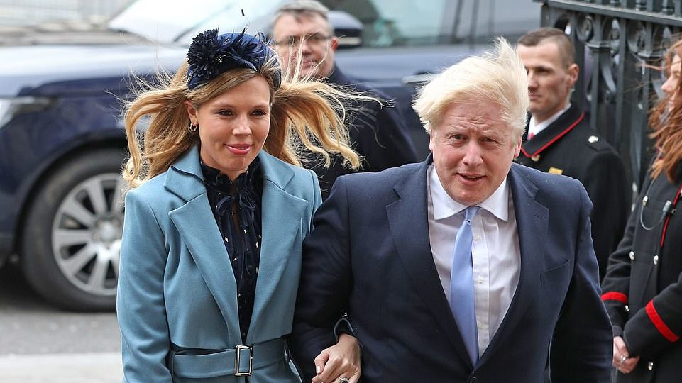Boris Johnson is hospitalised due to coronavirus