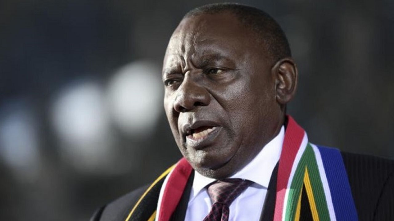 South Africa's Ramaphosa defends WHO after Trump virus lashing